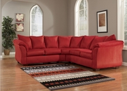 ASHLEY 7500155-56 Darcy Salsa Sectional