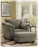 Ashley Darcy - Sage 7500314 Ottoman