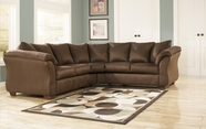 ASHLEY 7500455-56 Darcy Cafe Sectional