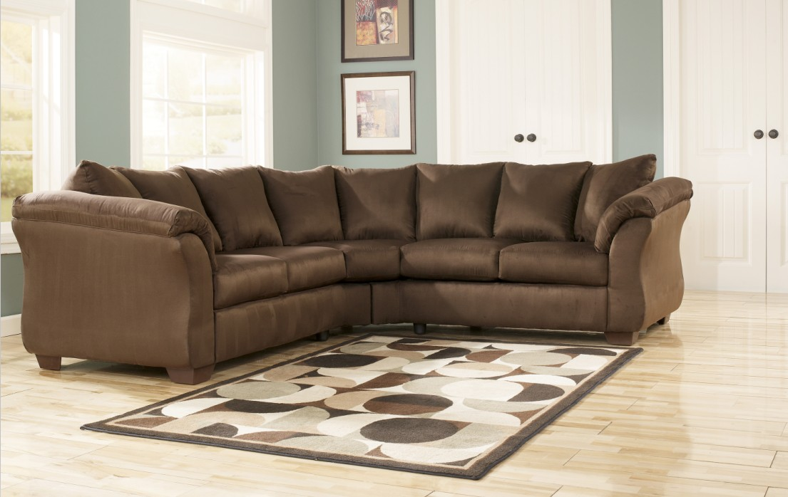 image furniture darcy sectional