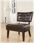 Ashley Matrix - Chocolate 7540360 Showood Accent Chair