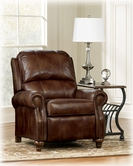 Ashley Ranger - Canyon 7730230 Low Leg Recliner - Canyon