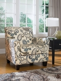 Ashley Yvette - Steel 7790021 ACCENT CHAIR