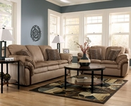 ASHLEY 8060138-35 Presley-Cocoa Living Room Set