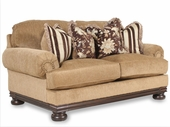 Ashley Porters Gate - Umber 8090135 Loveseat