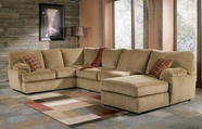 ASHLEY 8120117-34-66 Bartlett-Caramel Sectional