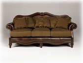 Ashley Claremore - Antique 8430338 Sofa