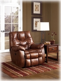 Ashley Hawkeye - Dune 8500025 Rocker Recliner