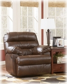 Ashley DuraBlend - Espresso 8600125 Rocker Recliner