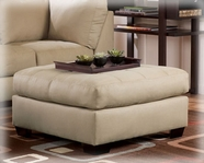 Ashley Fusion - Khaki 8670208 OVRSZ accent ottoman