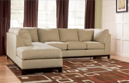 ASHLEY 8670216-67 Fusion-Khaki Sectional