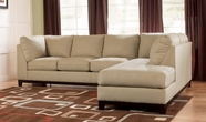 ASHLEY 8670217-66 Fusion-Khaki Sectional