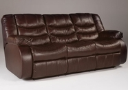 ASHLEY Revolution - Burgundy 9140188 Reclinng Sofa