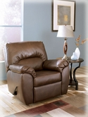 Ashley DuraBlend - Bark 9420225 Rocker Recliner