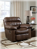 Ashley Memphis - Brown 9440025 Rocker Recliner