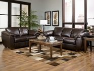 ASHLEY 98800 DuraBlend Cafe Sectional Leather Sofa Set