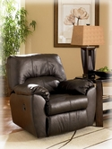 Ashley Kellum - Chocolate 9900025 Rocker Recliner