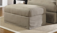 ASHLEY Addison - Khaki 7880014 OTTOMAN