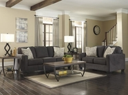ASHLEY Alenya-Charcoal 1660138-1660135 SOFA SET