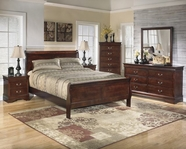Ashley Alisdair Alisdair B376-81/96-31-36 Bedroom Set