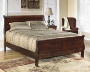 Ashley Alisdair Alisdair B376-81/96 Queen sleigh bed