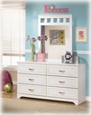 Ashley Lulu B102-21 Dresser