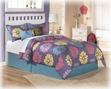Ashley Lulu B102-84/86/87 Full panel bed