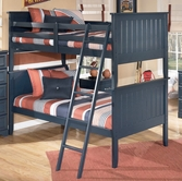 Ashley Leo B103-59P/59R/59S Twin/twin bunk bed (wood)