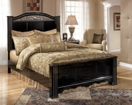 Ashley Constellations B104-64/67/98 Queen panel bed