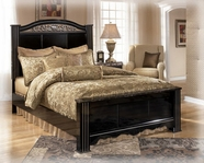 Ashley Constellations B104-66/68/99 King panel bed