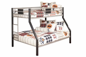 Ashley Dinsmore B106-56 Twin/Full Bunk Bed