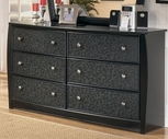 Ashley Enchanted Glade B119-21 Dresser