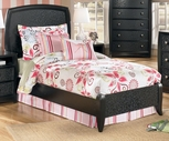 Ashley Enchanted Glade B119-84/87 Full panel bed