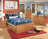 Ashley Benjamin B127-21/26/52/53/83 Twin Panel Bedroom Set