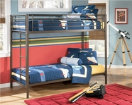 Ashley Benjamin B127-59 Twin/twin bunk bed