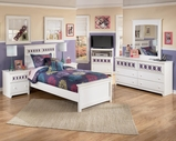 Ashley Zayley B131-21/26/52/53/83 Twin Panel Bedroom Set