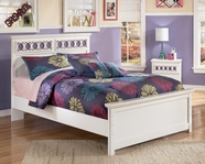 Ashley Zayley B131-84/86/87 Full panel bed