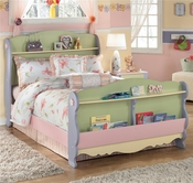Ashley Doll House B14084/87/88 Full sleigh bed