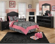 Ashley Jaidyn B150-21/26/52/53/83 Twin Poster Bedroom Set