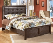 Ashley Aleydis B165-54/57/96 Queen panel bed