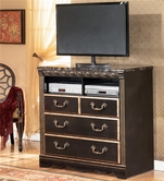 Ashley Coal Creek B175-39 Media chest