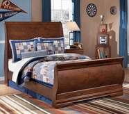 Ashley Wilmington B178-84/87/88 Full sleigh bed