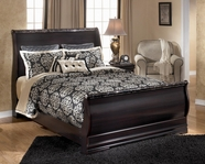 Ashley Esmarelda B179-74/77/96 Queen sleigh bed