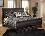 Ashley Esmarelda B179-76/78/97 King sleigh bed