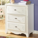 Ashley Exquisite B188-43 3 drawer chest