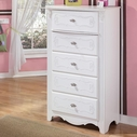 Ashley Exquisite B188-46 5 drawer chest