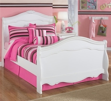 Ashley Exquisite B188-84N/87N/88N Full sleigh bed