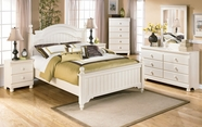 Ashley Cottage Retreat B213-31/36/54N/57N/98N Queen Poster Bedroom Set