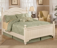 Ashley Cottage Retreat B213-54N/57N/98N Queen poster bed