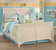 Ashley Cottage Retreat B213-84/87/88 Full sleigh bed
